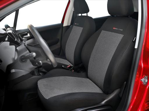 Pokrowce Na Miarę Fotele Fiat Ducato 2 3 7os Od 2006 R
